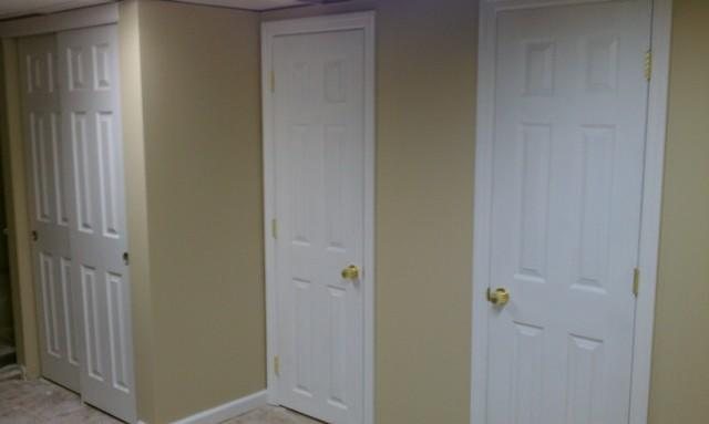 It's so nice to give your basement a makeover - After Photo