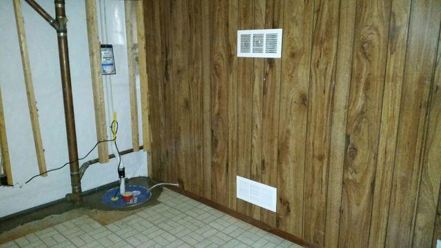 Installed Dehumidifier in East Setauket, NY Basement