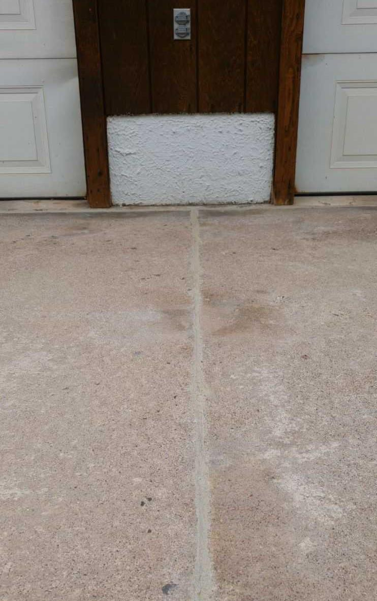 Restoring and Protecting Driveway in Gwinn, MI - After Photo