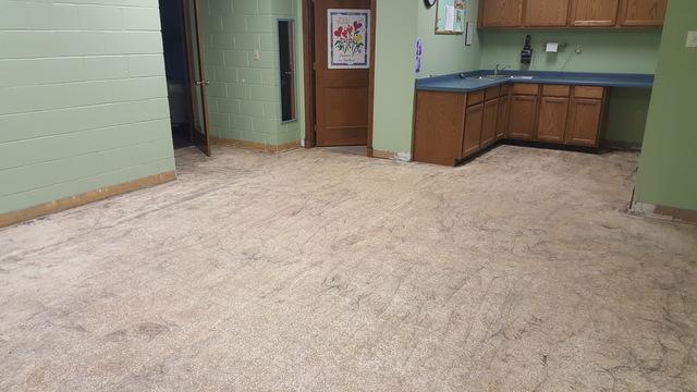ThermalDry Floor Matting Installed in Houghton, MI