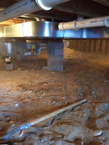 Crawl Space Insulation & Encapsulation in Germfask, MI