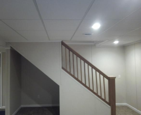 Basement Finishing in Iron Mountain, MI