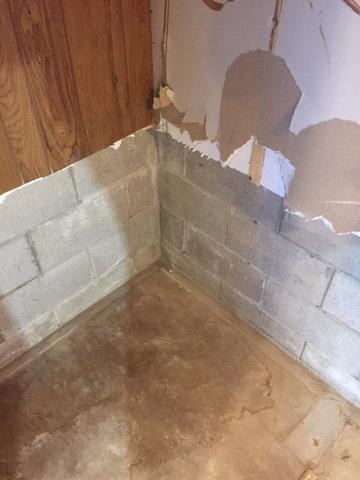 TripleSafe Sump System installed in Eagle River, WI