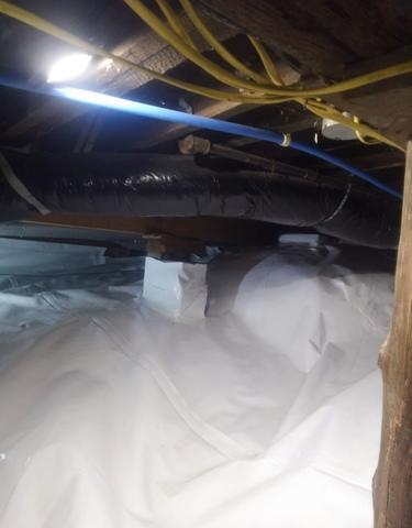 Crawlspace Encapsulation in Marquette, MI