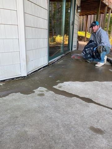 PolyLevel and NexusPro Joint Sealant in Eagle River, WI