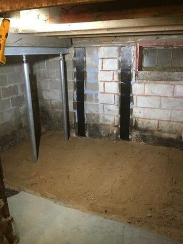 Stabilizing Floors & Walls in Lac Du Flambeau, WI