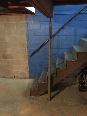 Lifting & Stabilizing a Floor Above a Basement in L'Anse, MI