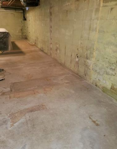 Waterproofing & Insulating A Basement in Rhinelander, WI