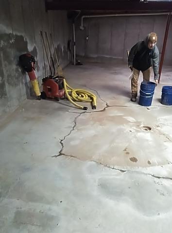 Basement Waterproofing in Saint Germain, WI
