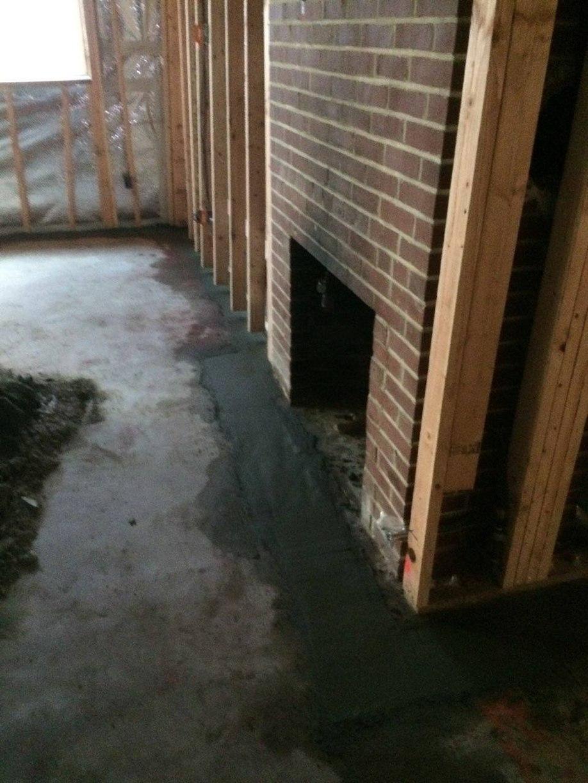 Warm Springs, Oregon Wet Basement Problem Solved - After Photo