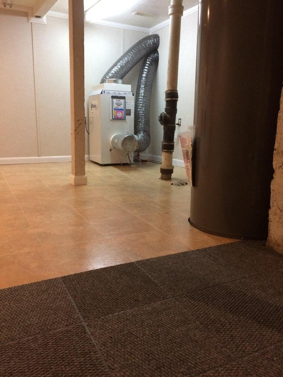 Basement Finishing in Eugene, OR - After Photo