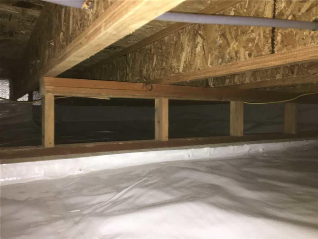 Crawlspace; Veneta, OR - After Photo