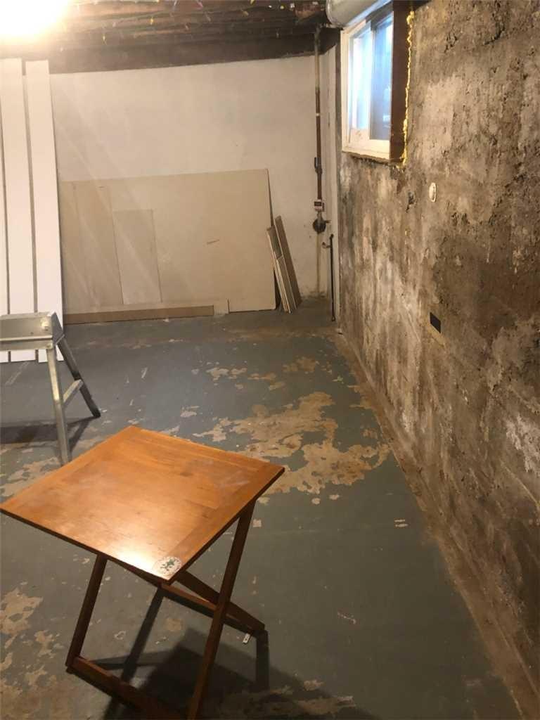 Beautiful Basement Flooring; Portland, OR - Before Photo