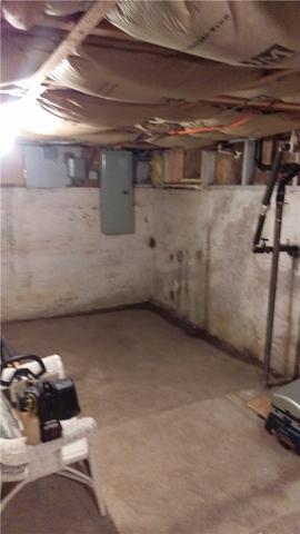 Toledo basement gets makeover
