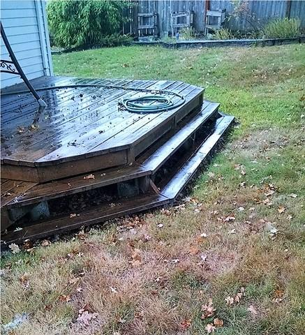 St. Helens home has a yard drainage issue