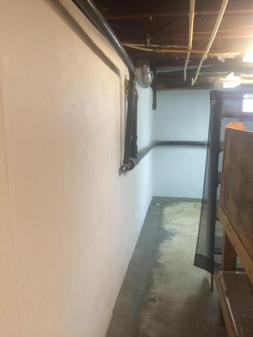 Hood River, OR Basement Repair - After Photo