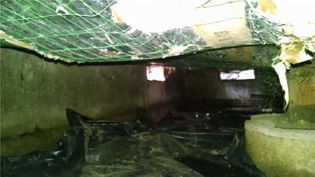 John's Waterproofing Fixes up Crawlspace in Amity, Oregon