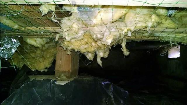 Sheridan, OR Crawlspace Water Issues Repaired