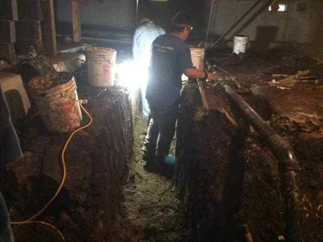 Crawlspace in Hubbard, OR gets Encapsulated