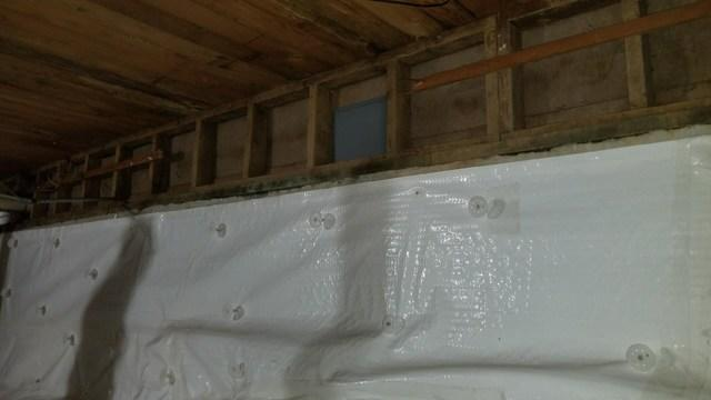 Foster, OR Crawl Space Encapsulation