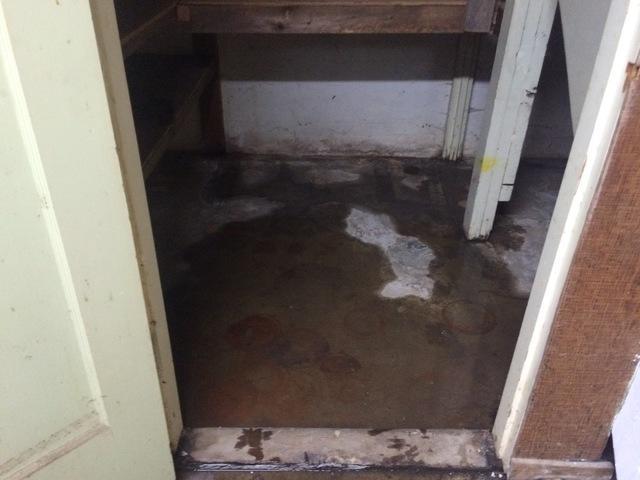 Leaky Basement in Salem, OR
