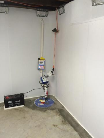 Basement Wall and Drainage Solutions in Eugene, OR - After Photo