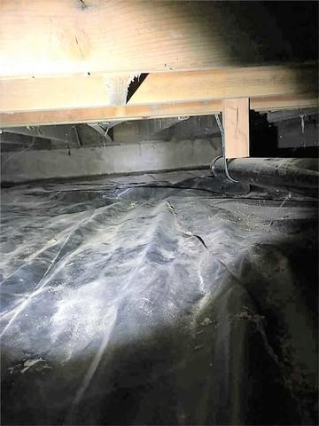 Crawl Space Fixed in Gladstone, OR