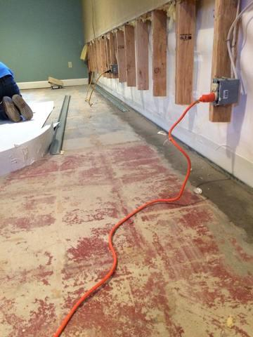 Basement Wall Leaking n Portland
