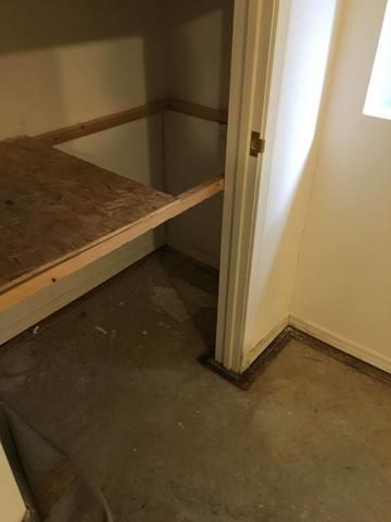 Water leaking into Beaverton basement
