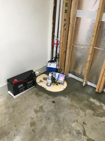 Foundation Leak in Portland, OR