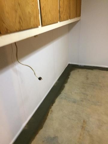 Basement System Install in Woodburn