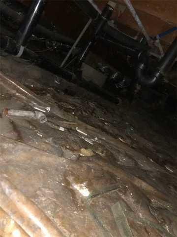 Concerning Crawl Space; Beaverton, OR