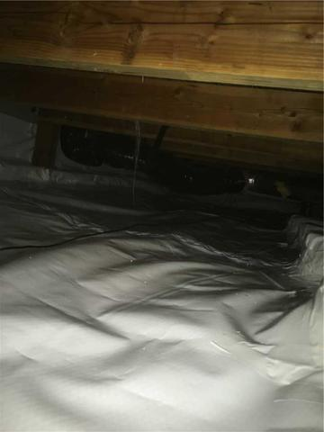 Raged Crawl Space to Clean Space; Sherwood, OR