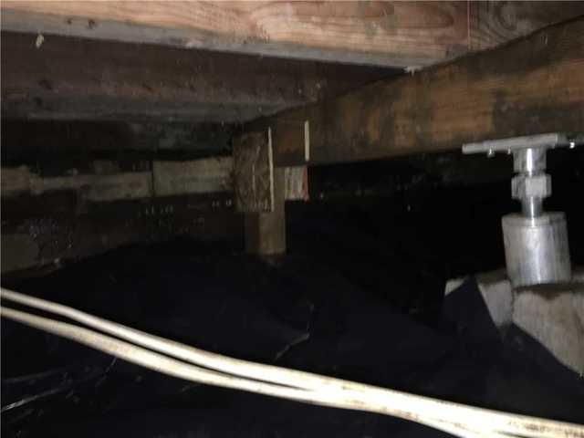 Crawlspace Cleanup; Lincoln City, OR