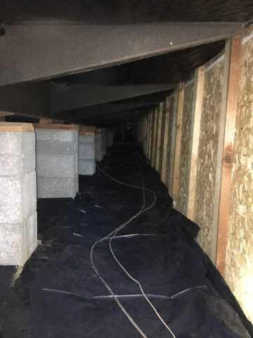 Vapor Barrier Replacement in Forest Grove, OR