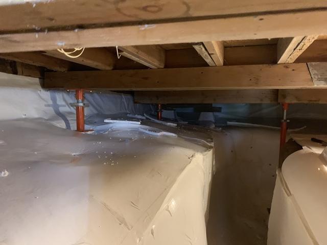 Crawlspace, Dayton, OR