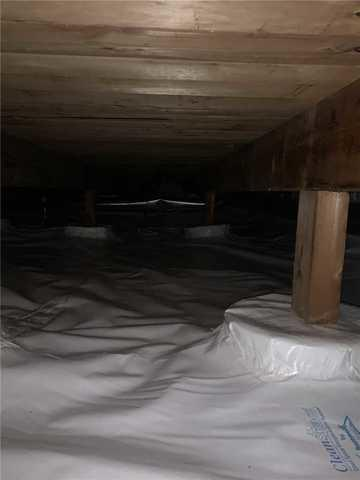Crawl space, Gresham, OR
