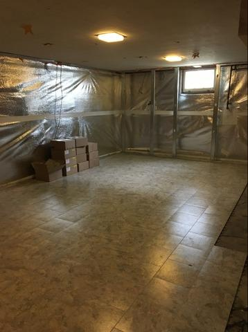 Basement Finishing in Damascus, OR - Before Photo
