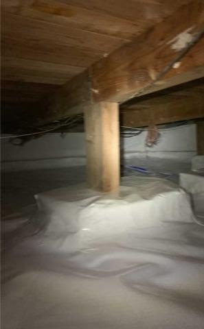 Crawl Space in Sherwood, OR