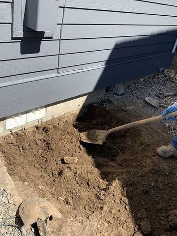 Making a Crawlspace Accessible - Powell Butte, OR