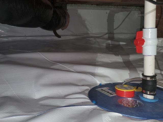 Updated an Old DIY Sump Pump in Redmond, OR