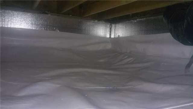 Crawlspace repair in North Plains