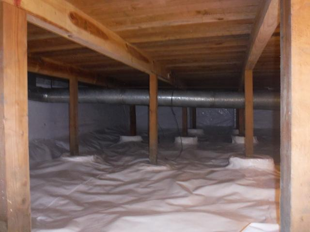 No more falling insulation in Springfield Oregon