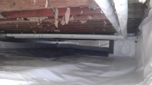 Crawlspace repair in West Linn OR