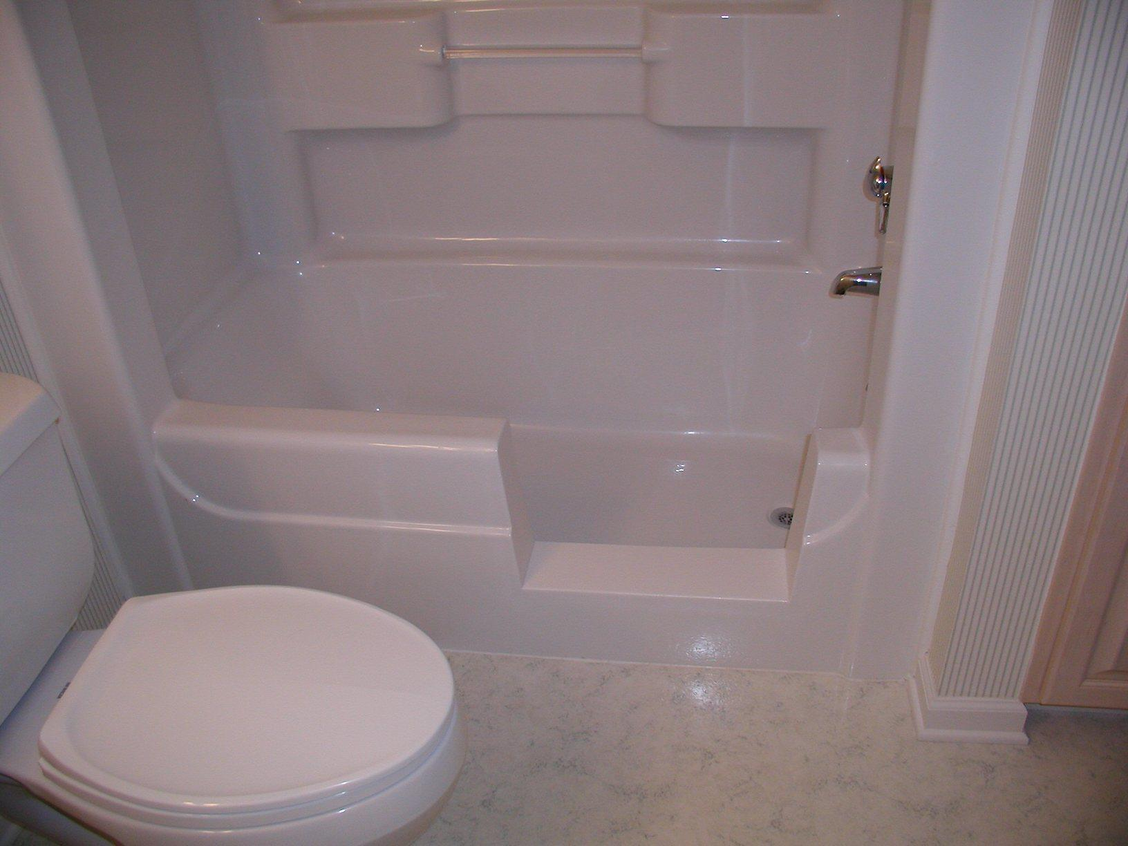 Step through tub access in Fairview - After Photo