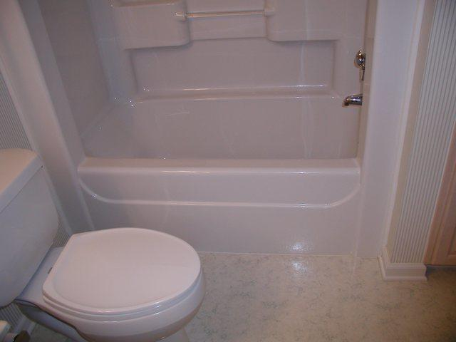 Step through tub access in Fairview