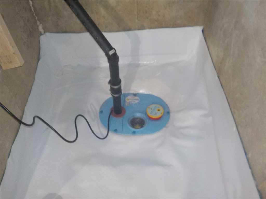 Encapsulation d'un vide sanitaire à Boucherville - After Photo