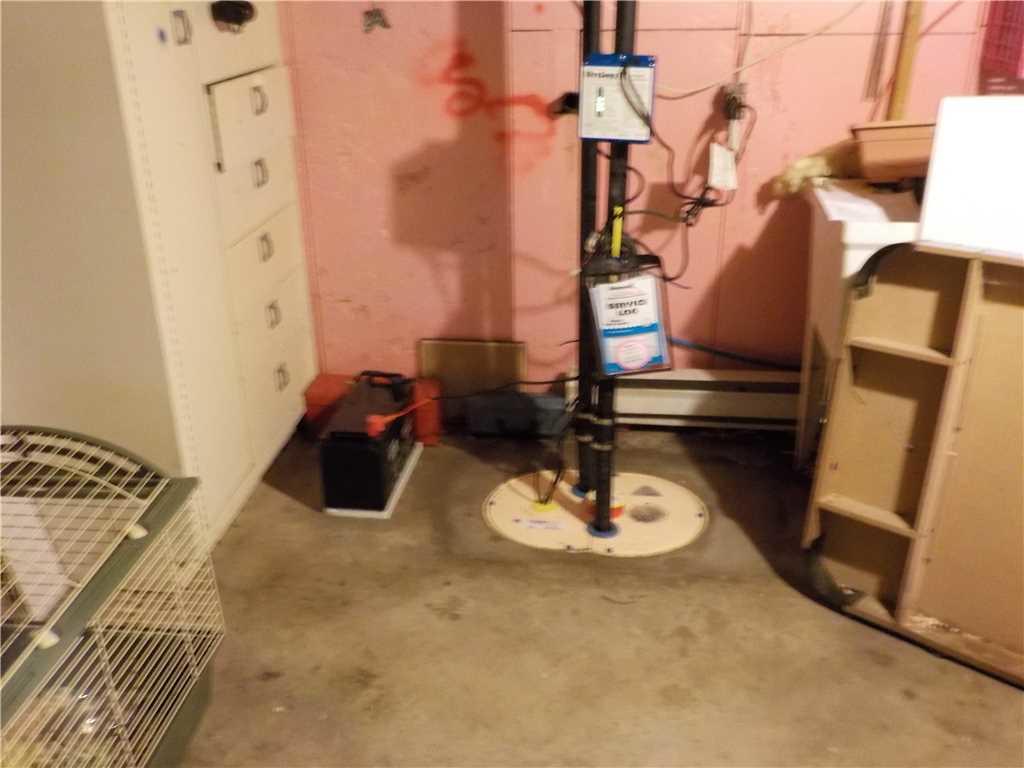 Un sous-sol imperméabilisé à Saint-Polycarpe - After Photo