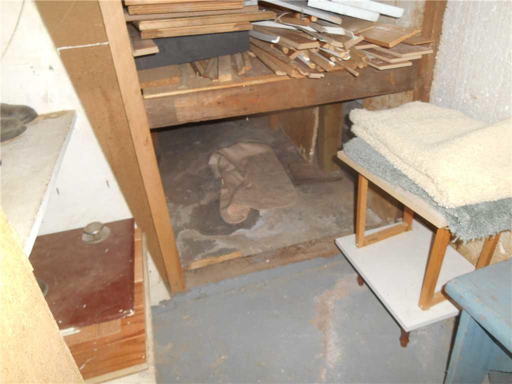 De l'eau dans le sous-sol, pas de problème à Ormstown - Before Photo