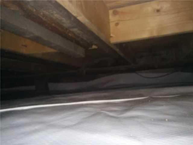 Encapsulation of a crawl space in Pointe-claire, QC!